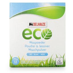 Poudre à lessiver   Blanc   1.17KG   Eco