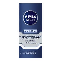 Nivea Men Care   Hydratation Visage   75ML