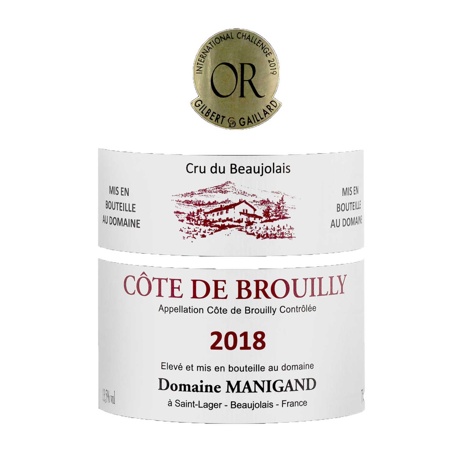 France - Frankrijk-Beaujolais