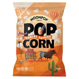 Popcorn   Paprika   Bio