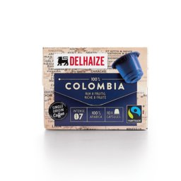 Café | Capsules | Colombia | Fairtrade