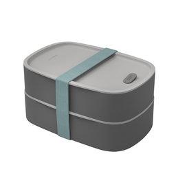Tweedelige bento box