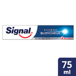 Dentifrice | Système Blancheur | 75 ml