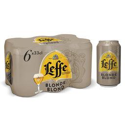 Bière d'abbaye | Blonde | 6,6% | Canette