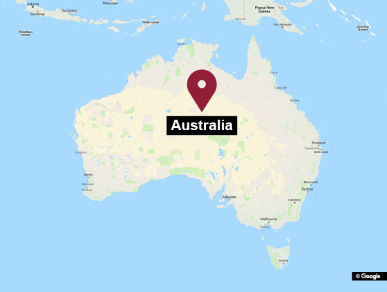 South Eastern Australia