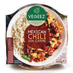 Chili Sin Carne | Vegan
