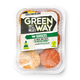 Grwy | Mini burgers | Fairtrade