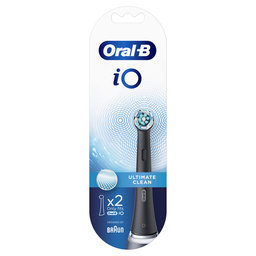 2 Brossettes | IO Ultimate Clean | Noir