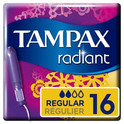 Tampons | Regular | Radiant