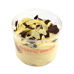 Mousse   Witte chocolade