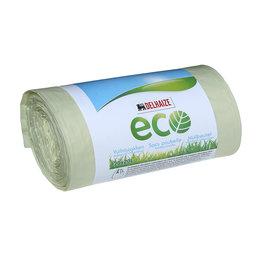 Biologisch afbreekbare vuilniszakken   20L   eco