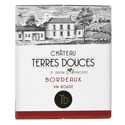 Château Terres Douces   Rood