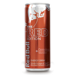 Energy drink | Red edition | Canette