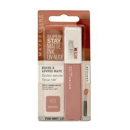 Lipstick | Superstay Matte Ink | 65 Seductress