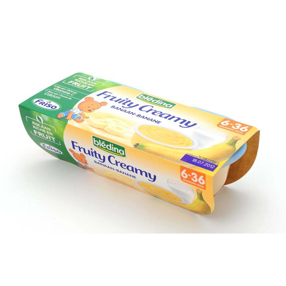 Blédina / Friso-Fruity Creamy
