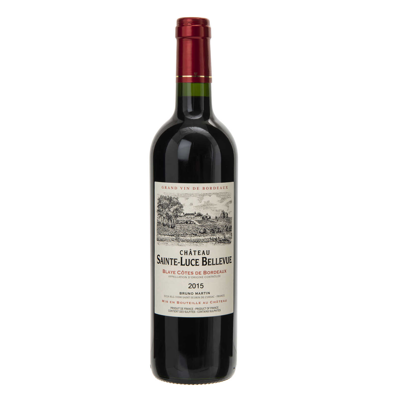 France - Frankrijk-Blaye Côte de Bordeaux