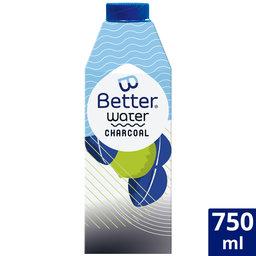 Gearomatiseerd Water | Charcoal  | 750 ml