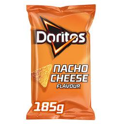 Tortilla chips | Nacho cheese