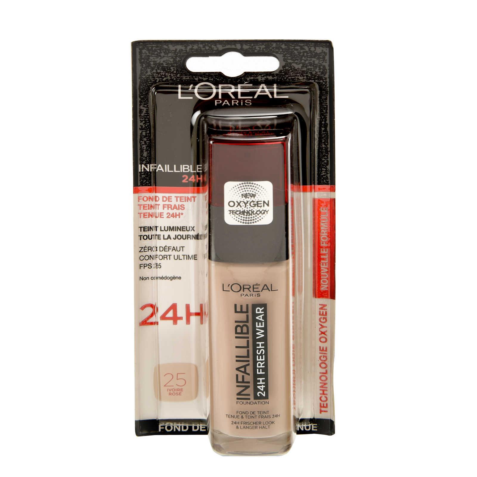 L'Oréal Paris-Cosmetics