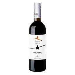 Torrae Del Sale Sangiovese Puglia Bio 2020 Rood