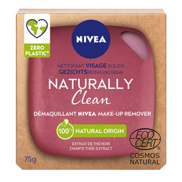 Naturally Clean   Nettoyant visage solide   Démaquillant