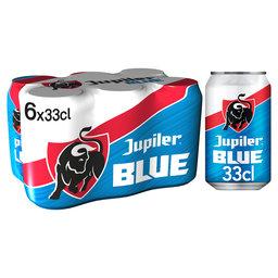Bière blonde | Pils | Blue | 3,3% | Canette