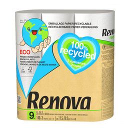 Keukenroll | XXL | Recycled | Eco