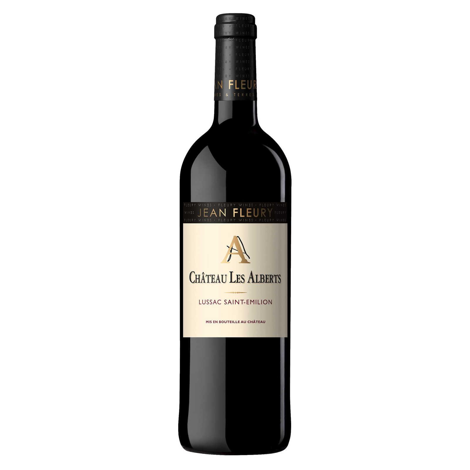 France - Frankrijk-Bordeaux - Lussac St-Emilion