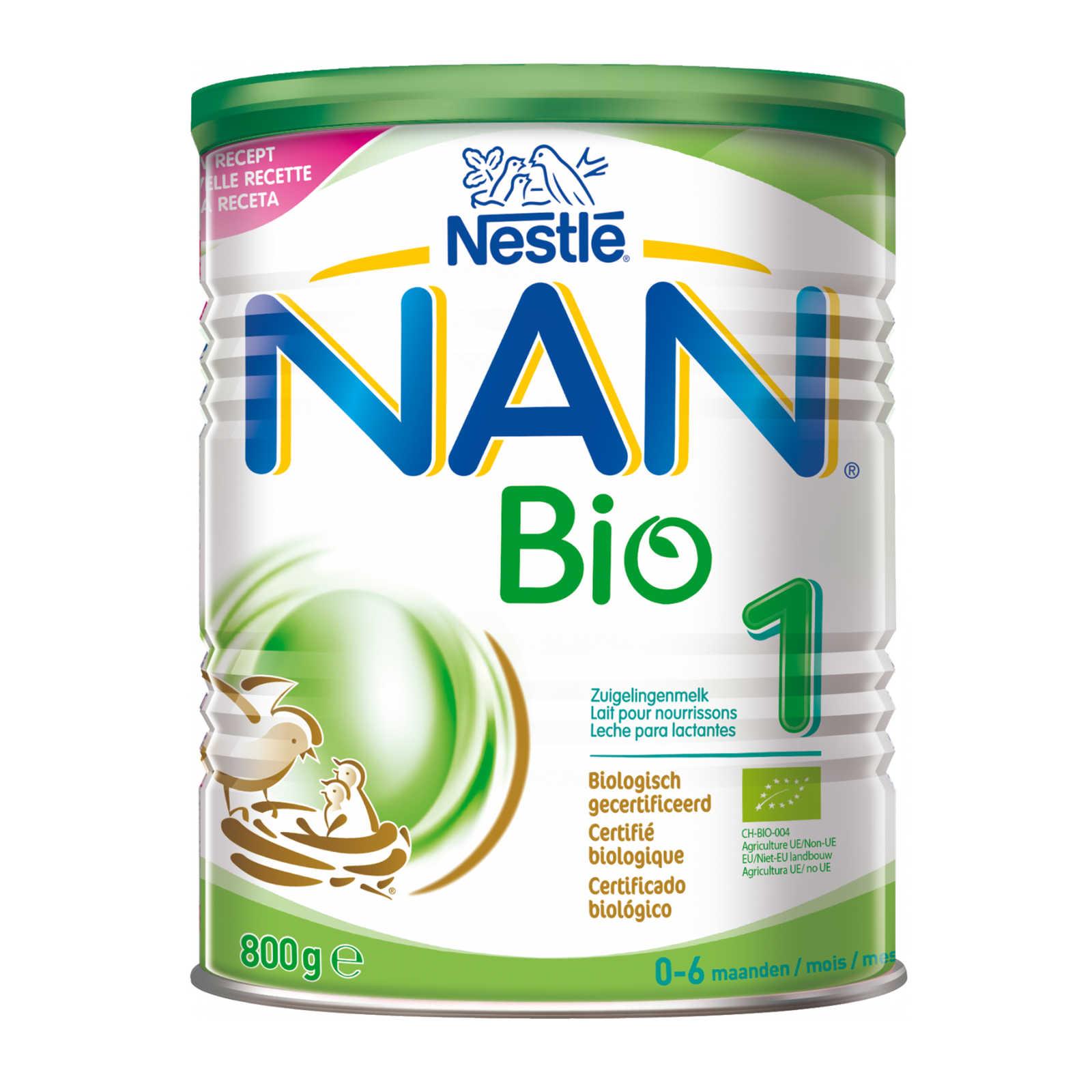 Nestlé-Nan Optipro