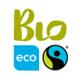 Bio, Eco en Fairtrade