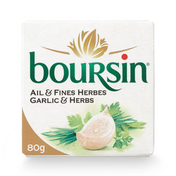 Fromage frais   Ail & Fines Herbes   80g