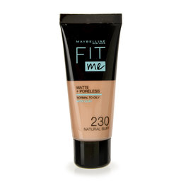 Foundation | Natural buff | Fit me