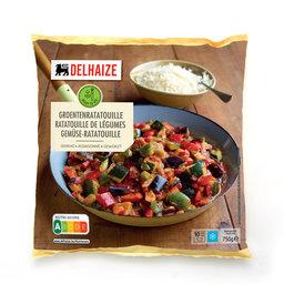 Ratatouille de légumes | Avec