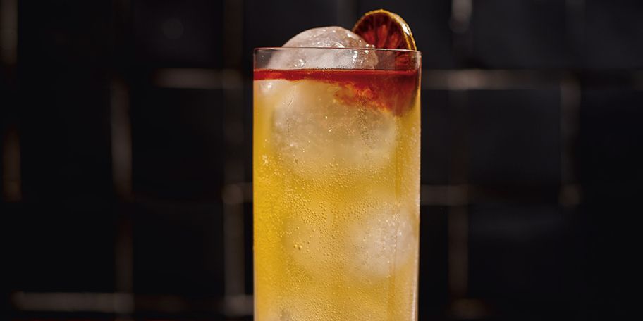 Tropical & stormy rum