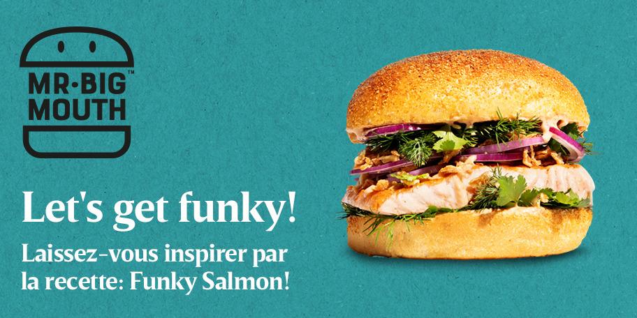 Funky Salmon