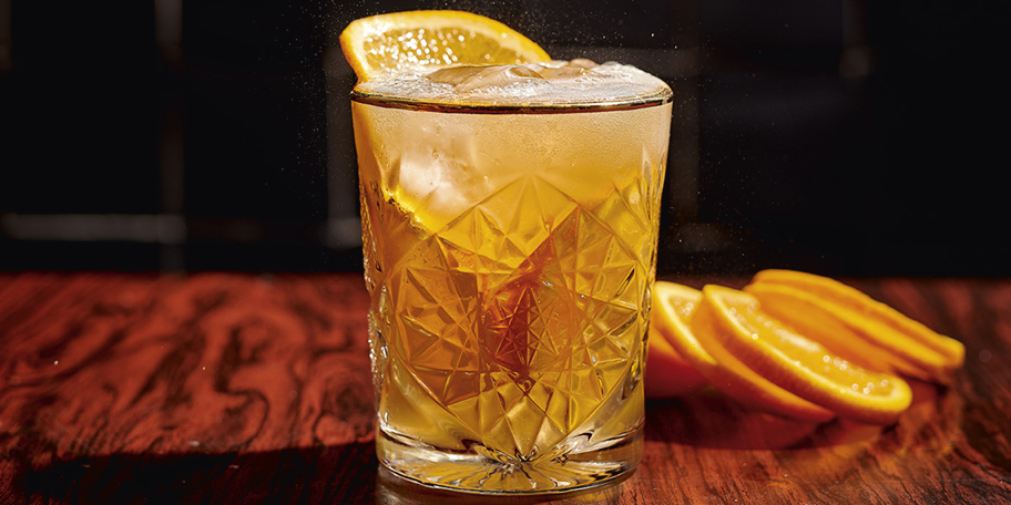 Jack's whiskey lemonade
